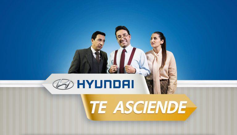 Hyundai Te Asciende
