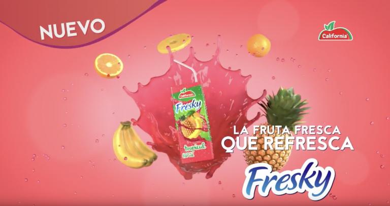 FRESKY – La Fruta Que Refresca